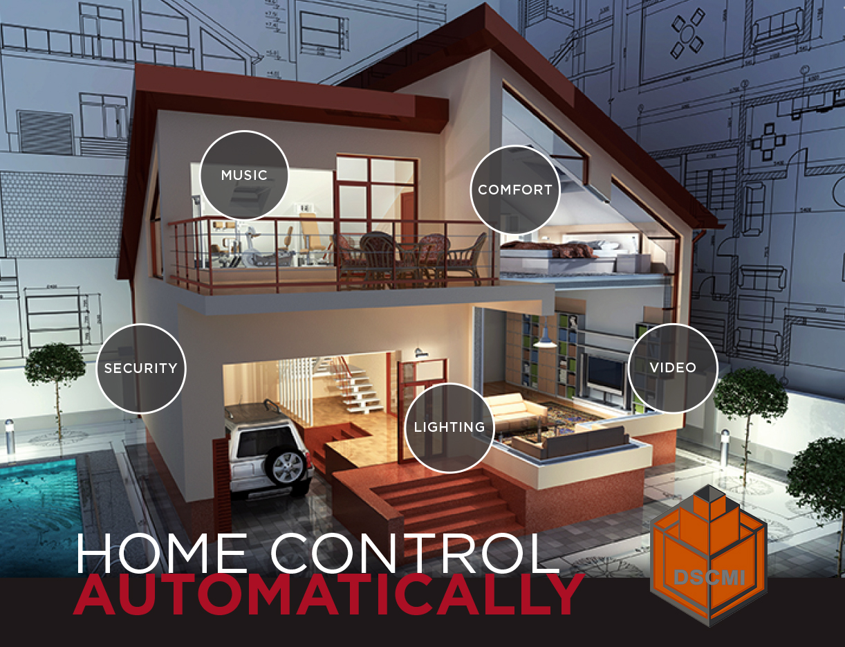 Home Automation Systems, Design & Installation Services